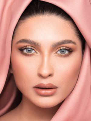 خرید لنز رنگی لازورد مجیک پرل