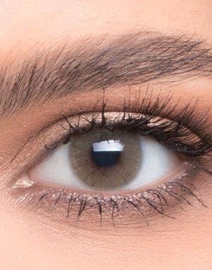 خرید لنز سبز طبیعی متوسط روشن برند لازورد