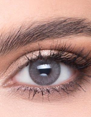 خرید لنز طوسی روشن دور دار برند لازورد