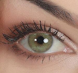 خرید لنز سبز بدون دور برند هیپنوس