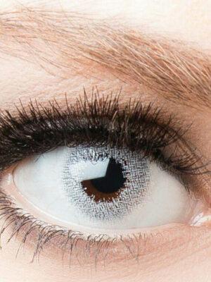 خرید لنز طوسی یخی روشن برند آیس کالر