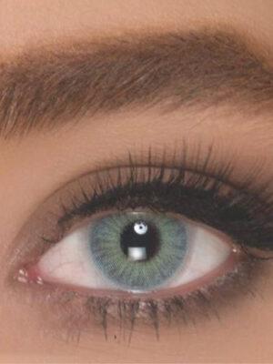 خرید لنز رنگی ایلوژن کالر دیاموند گرین