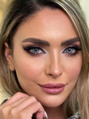 خرید لنز زیبایی آیس کالر رادین اسکای