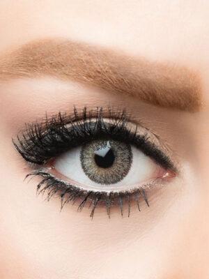 خرید لنز طوسی نقره ای برند استلا