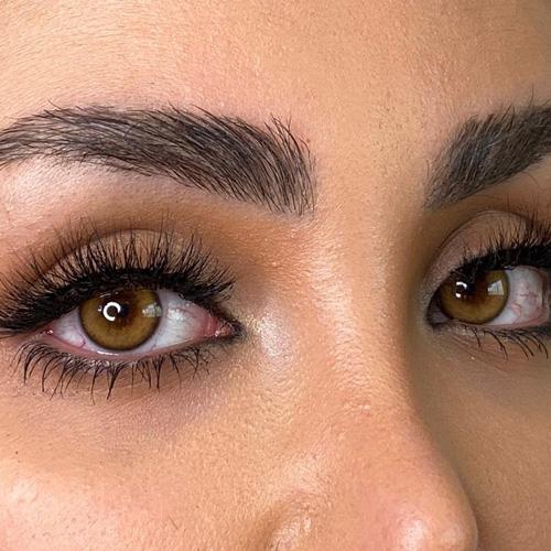 Lolita brown lens