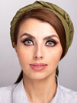 خرید لنز زیبایی کریستال آیس پلاتینوم