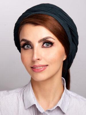 خرید لنز زیبایی کریستال هانی بلو
