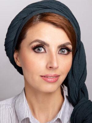 خرید لنز زیبایی کریستال پرل بلو
