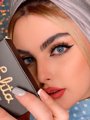 خرید لنز رنگی لولیتا لاپیس بلو