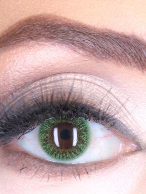 خرید لنز سبز بدون دور برند فستیوال