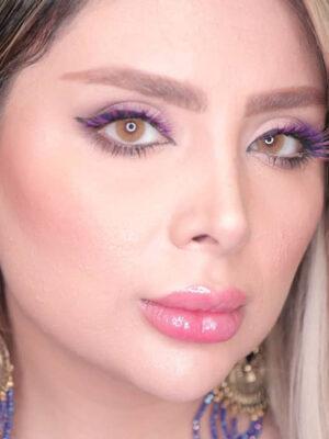 خرید لنز رنگی اپرا رافیا