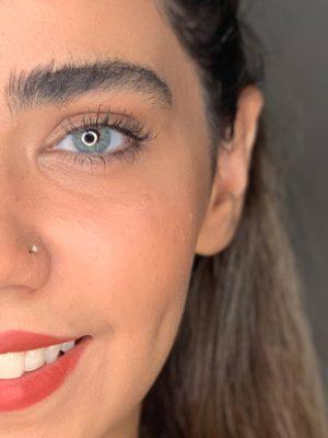 خرید لنز زیبایی گلوریا بیبی بلو