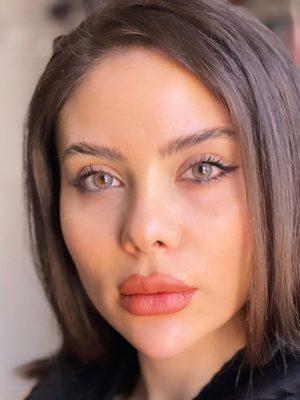خرید لنز زیبایی گلوریا تاندر گری