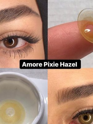 Elamor pixie hazel lens