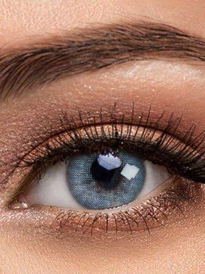 Solotica hidrocor safira lens